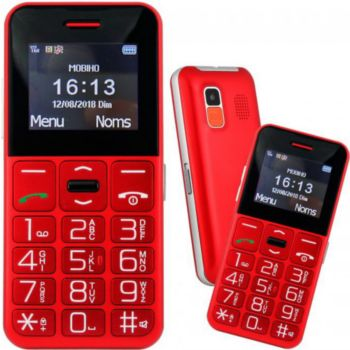 Mobiho Le Classic Sympa 2 Rouge