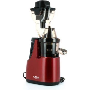 Carbel GG Rouge - Extracteur De Jus Vertical