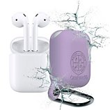 Coque Caseproof  Airpods Etanche et Antichoc violet
