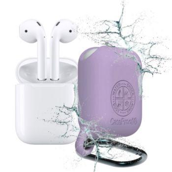 Caseproof Airpods Etanche et Antichoc violet