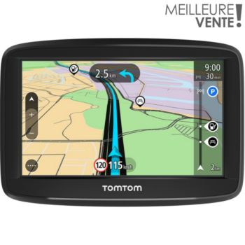 Tomtom Start 42 Europe 48 pays + Zone de danger