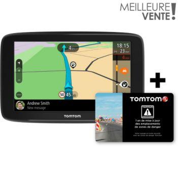 Tomtom Go Basic 5 Europe 49 + ZDD 12 mois