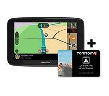 GPS Tomtom  Go Basic 5 Europe 49 + ZDD 12 mois