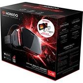 Casque de réalité virtuelle Homido V2 Noir + Casque VR Mini