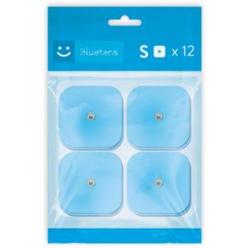 Bluetens Pack 12 électrodes Bluepack 5x5cm