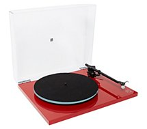 Platine vinyle Rega  Planar 2 rouge