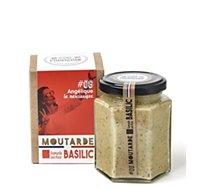 Moutarde C'est Francais tomate séchée basilic Angéllique 08