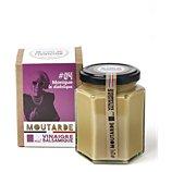 Moutarde C'est Francais  miel vinaigre balsamique Monique 04