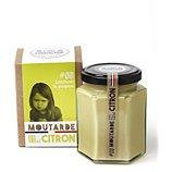 Moutarde C'est Francais  ail citron Louison 06