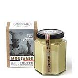 Moutarde C'est Francais  jus de truffe melanosporum Jérome 07