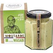Moutarde C'est Francais sésame wasabi Jean-Louis 02