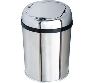 Kitchenmove Poubelle automatique 3l inox