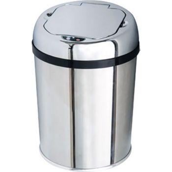 kitchen move poubelle automatique 3l inox poubelle boulanger. Black Bedroom Furniture Sets. Home Design Ideas