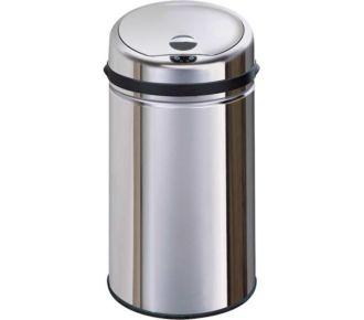 Kitchenmove Poubelle automatique 30l inox