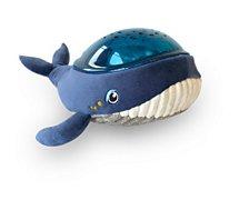 Veilleuse Pabobo  d'ambiance baleine Aqua Dream