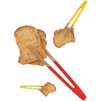 Pebbly à toast aimantée en bambou