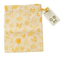 Lunch bag Pebbly  a vrac en coton bio taille M 20X25 cm