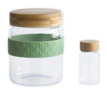 Boîte alimentaire Pebbly  Set de 2  700 ml et petit pot 50 ml