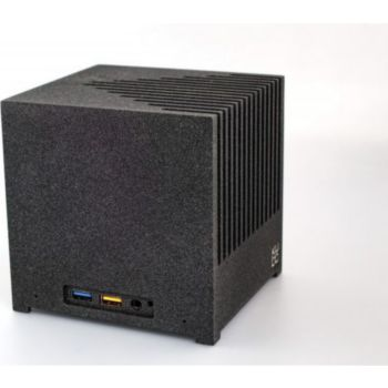Bleujour KUBB FANLESS Noir - i3 8-256Go Windows
