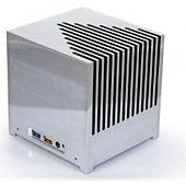 Mini PC Bleujour KUBB FANLESS Chrome - i5 8-256Go Windows