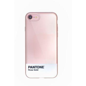 pantone iphone 7 8 bumper rose dor accessoire iphone. Black Bedroom Furniture Sets. Home Design Ideas