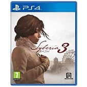 Jeu PS4 Just For Games Syberia 3