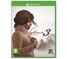 Jeu Xbox One Just For Games Syberia 3