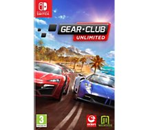 Jeu Switch Just For Games Gear Club Unlimited