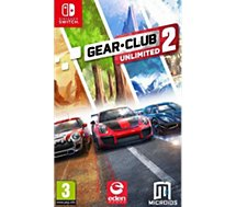 Jeu Switch Just For Games  Gear Club Unlimited 2