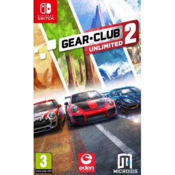 Just For Games Gear Club Unlimited 2