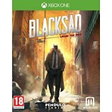 Jeu Xbox One Just For Games  BlackSad Under the Skin Ed Limitée