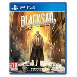 Jeu PS4 Just For Games  BlackSad Under the Skin Ed Limitée