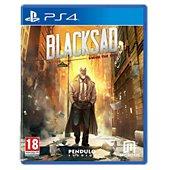Jeu PS4 Just For Games BlackSad Under the Skin Ed Limitée