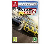 Jeu Switch Just For Games  Gear Club Unlimited 2 Porsche Edition