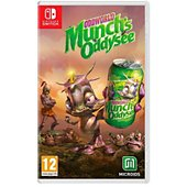 Jeu Switch Just For Games Oddworlds Munch's oddyssee