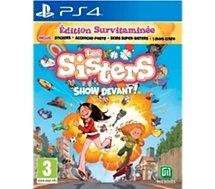 Jeu PS4 Microids  LES SISTERS-SHOW DEVANT