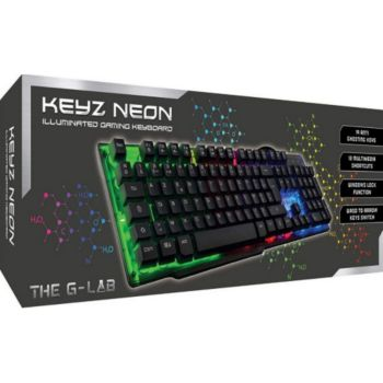 The g-Lab KEYZ-NEON French Layout