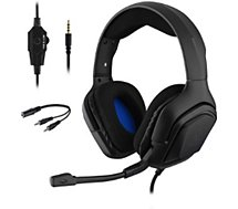 Casque gamer The g-Lab  KORP-COBALT Noir