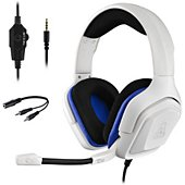Casque gamer The g-Lab KORP-COBALT Blanc