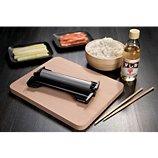 Coffret sushis Easy Sushi  3.5cm Noir individuel