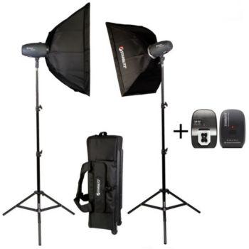 Starblitz Kit studio 2x400W