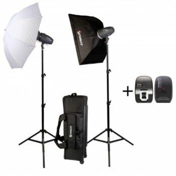 Starblitz Kit studio 2x200W