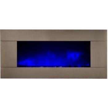 chemin arte pure inox xxl color style chauffage boulanger. Black Bedroom Furniture Sets. Home Design Ideas