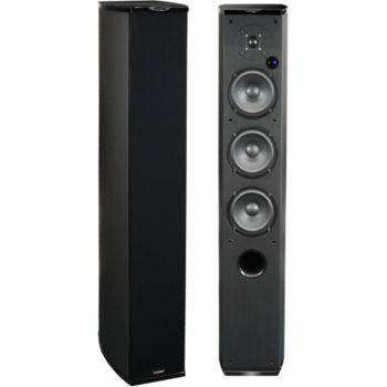 Advance acoustic air 120 noir x2 enceinte colonne for Comcaisson colonne cuisine