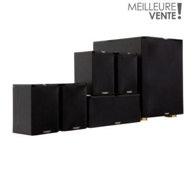 Pack enceinte Home Cinéma Advance Acoustic MAV 502 noir