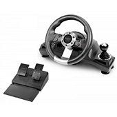 Volant + Pédalier Subsonic Drive Pro Sport