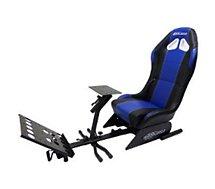 Fauteuil Gamer Subsonic SRC 500-S Driving Cockpit Bleu