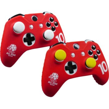 Subsonic Kit Manette Xbox One Rouge