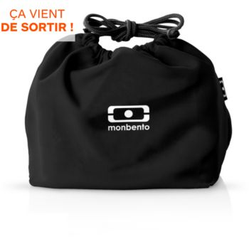 Monbento MB Pochette Noir Onyx