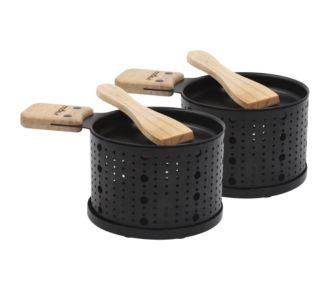 Cookut Raclette à la bougie 2 personnes LUMI